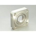 Bearing Housing Set Encased Snap Ring Type Square (Stainless) BSIS