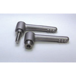 All Stainless Steel Clamp Lever Flat SRSSFL, SFSSFL