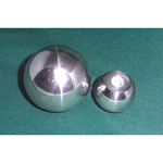 Stainless Steel Ball Grip Mirror Finish SUSBA