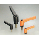 Plastic Clamp Lever (Stainless Steel) VRS, VFS