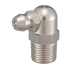 Lubricator Series, Grease Nipple, JIS Type (R Thread) C Type