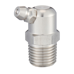 Lubricator Series, Stainless Steel Grease Nipple, JIS Type (R Screw) B Type