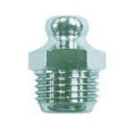 Lubricator Series, Grease Nipple, Round Tip (G Thread) A Type