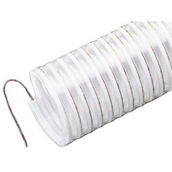 Hose for Anti Static Electricity Neo-Pearl® Grounding wire