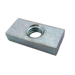 Mounting Nut for Use with Faster Carrier Chains