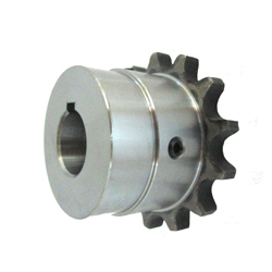 Finished Bore, Single-Side Main Body Chain Couplings / Old JIS Keyway Specification, FB Series