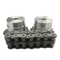 Chain Coupling, Body Only Shaft Holes Not Included (MB Sprocket: 2 Pcs., One Chain)