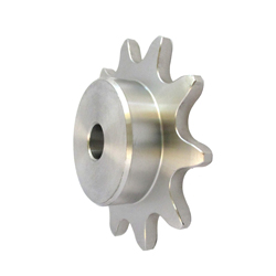 SUS Standard Stainless Steel 2052, Double Pitch Sprocket, Model B for R Rollers