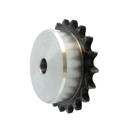 Standard 2040, Double Pitch Sprocket, Model B for S Rollers