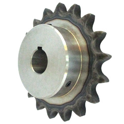 Standard Sprocket Model 80B, Semi-F Series, Shaft Hole Machining Completed (New JIS Key)