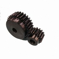 K Standard Pinion Gear (Module 6) Full-Depth Tooth, Pressure Angle 20°