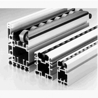 Aluminum Frame for Accelerated / Carrier Chains, Type 5