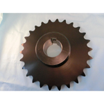 Standard Sprocket 120B, Model C Semi-F Series, Shaft Hole Machining Completed (New JIS Key)