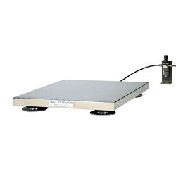 Desktop Vibration Isolation Frame For Clean Rooms