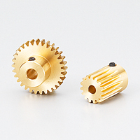 Spur Gear m0.8 C3604 Type