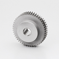 Ground Spur Gear m2.5