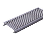 Stainless Steel Roller Conveyor M Series (RS-1912) Diameter ø19.0 × Width 100 - 500
