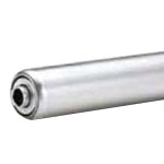 Steel Roller (Roller for Conveyor), M Series (R-3812PD), Diameter φ 38.1 × Width 100-1000