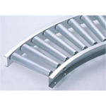 Aluminum Tapered Roller Conveyor M Series (RA-TC900) Diameter ø45.0 × Width 200-600