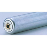 Steel Roller (Conveyor Roller), S Series (S-5714P), Diameter φ 57.2 × Width 90 - 990