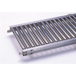 Stainless Steel Roller Conveyor S Series (SS-3810) Diameter ø38.1 × Width 90 – 690