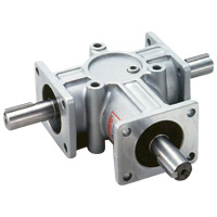 TB Type Spiral Bevel Gear Box