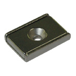 Neodymium Magnet  Plate Catch (with Yoke)