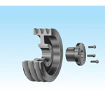 Wedge Bushing Pulley