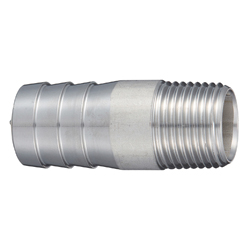 Stainless Steel - Screw-In Tube Fitting - Hose Nipple [HN]