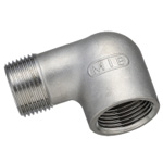 Stainless Steel Screw-In Tube Fitting Street Elbow [SE]