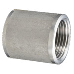 Stainless Steel Screw-In Pipe Fitting, Tapered Socket [PTS]