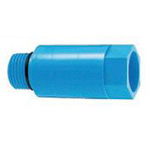 Auxiliary Material for Piping, Fitting, and Plumbing, Fitting for Water Supply Piping, Blue Plug