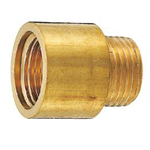 Auxiliary Material for Piping, Fitting, and Plumbing, Fitting for Water Supply Piping, Extension Socket - M137K
