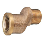 Auxiliary Material for Piping, Fitting, and Plumbing, Fitting for Water Supply Piping, Eccentric Extension Socket
