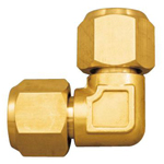 Copper Pipe Fitting, Fitting for Flared Copper Pipes (Refrigerant Compatible Part), Flared Elbows