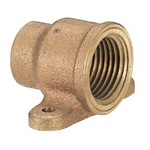 Copper Tube Fitting, Copper Tube Fitting for Hot Water Supply, Water Faucet Socket with Copper Tube Shoulder Seat