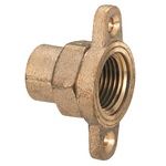 Copper Tube Fitting, Copper Tube Fitting for Hot Water Supply, Water Faucet Socket with Copper Tube Shoulder Seat (Unit Type)