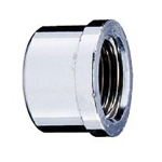 Auxiliary Material for Piping, Fitting, and Plumbing, Fitting for Water Supply Piping, Plated Fittings - Caps