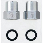 Water Faucet Related Products, Flexible Tubes, Cap Nut Seal Set with Guide