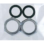 Water Faucet Related Products, Flexible Tubes, Cap Nut Seal Set