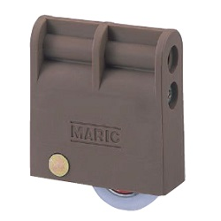 Plastic 2-Dimensional Adjustment Door Roller 26 Millimeter BR Included
