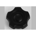 G Type Knob Nut G-2 Black