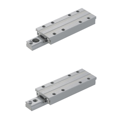 Ball Slide Guides/With Counterbored Holes and Tapped Holes