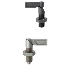 Indexing Plungers/Coarse Thread Lever Type
