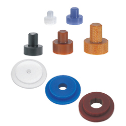 Resin Washers/Flanged/Solid/Configurable