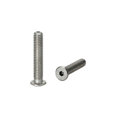 Extra Low Head Cap Screws/Hollow
