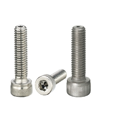 Socket Head Cap Screws/Hollow