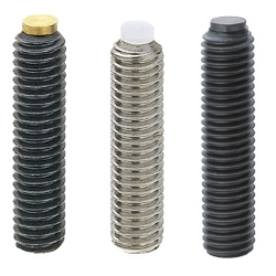 Hex Socket Set Screws/Soft Tips