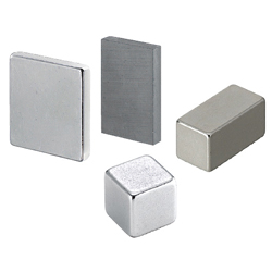 Magnets/Rectangular/Neodymium