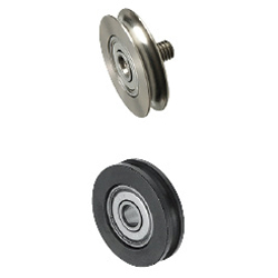 Idlers for Round Belts/Narrow